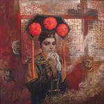 Roman Ilinyh - Portrait of a Chinese costume