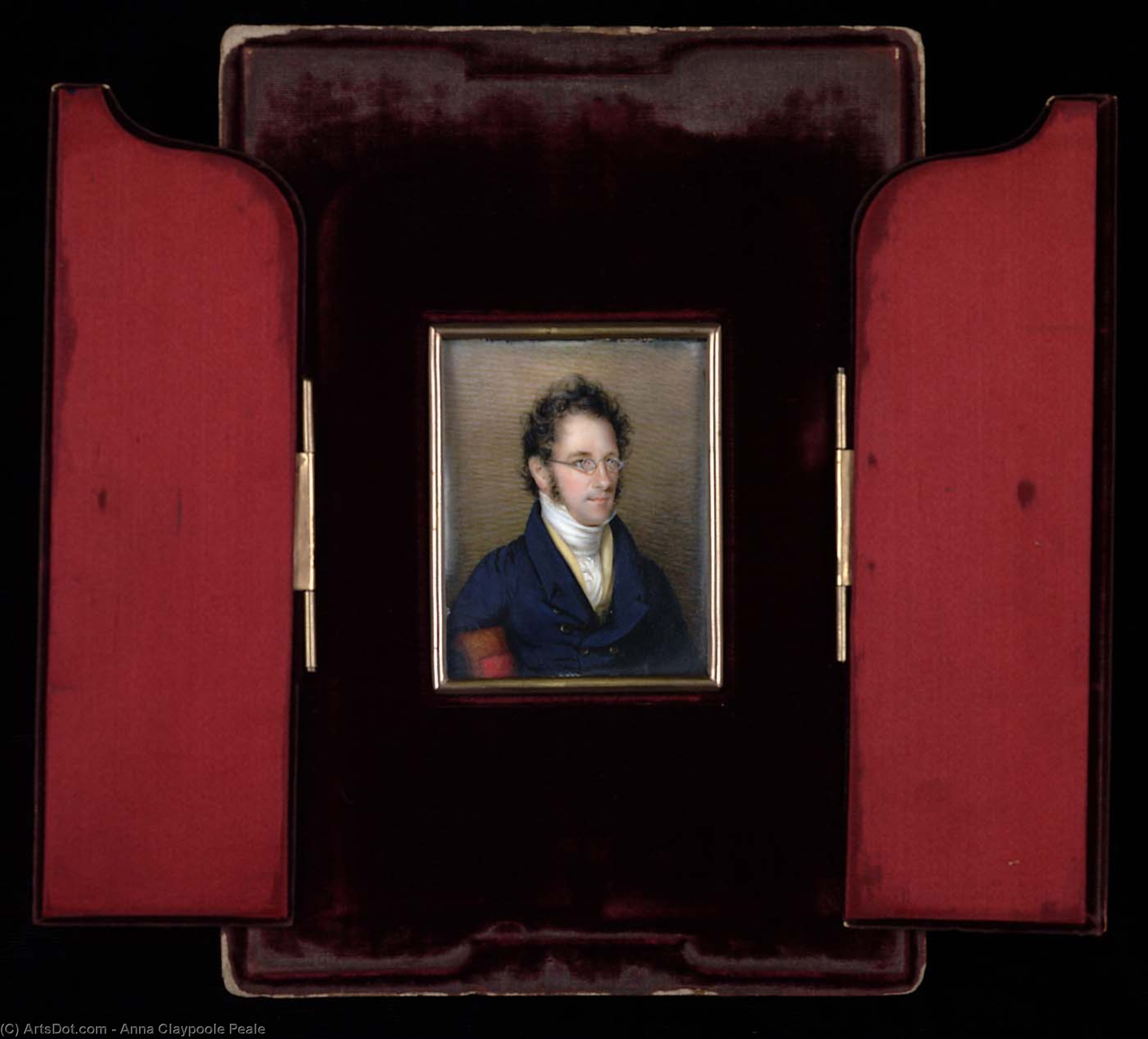 Rubens Peale by Anna Claypoole Peale (1791-1878, United States) | Museum Quality Reproductions | ArtsDot.com