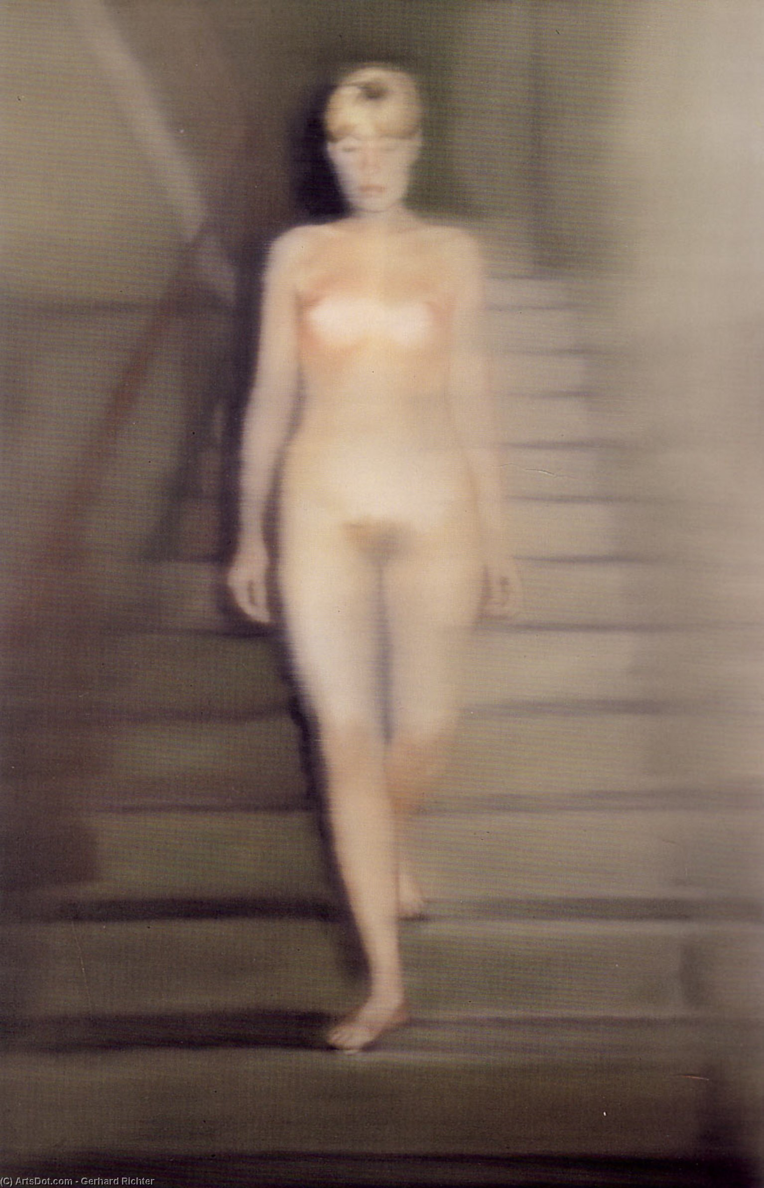 Ema, 1992 by Gerhard Richter