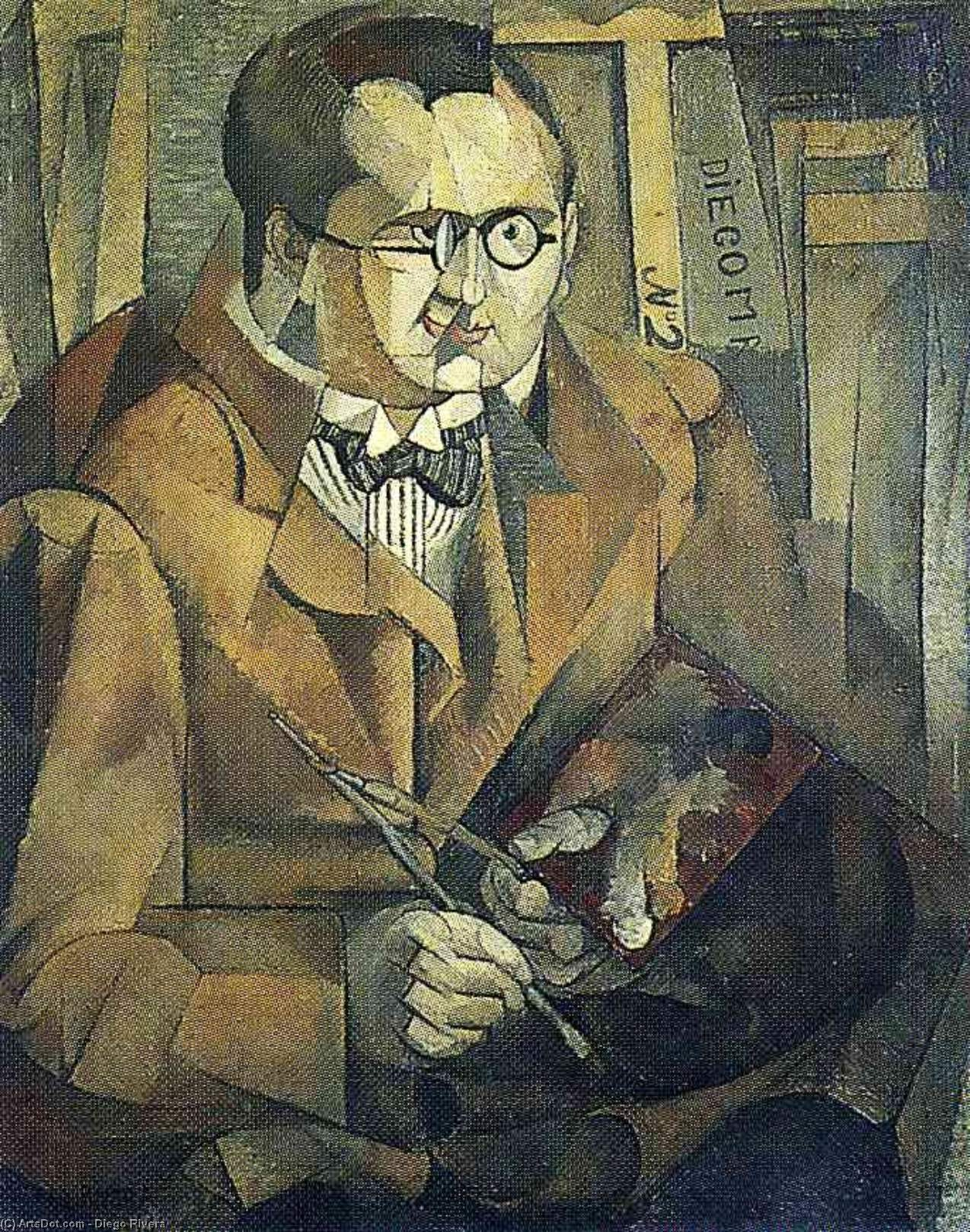 untitled (252) by Diego Rivera (1886-1957, Mexico)