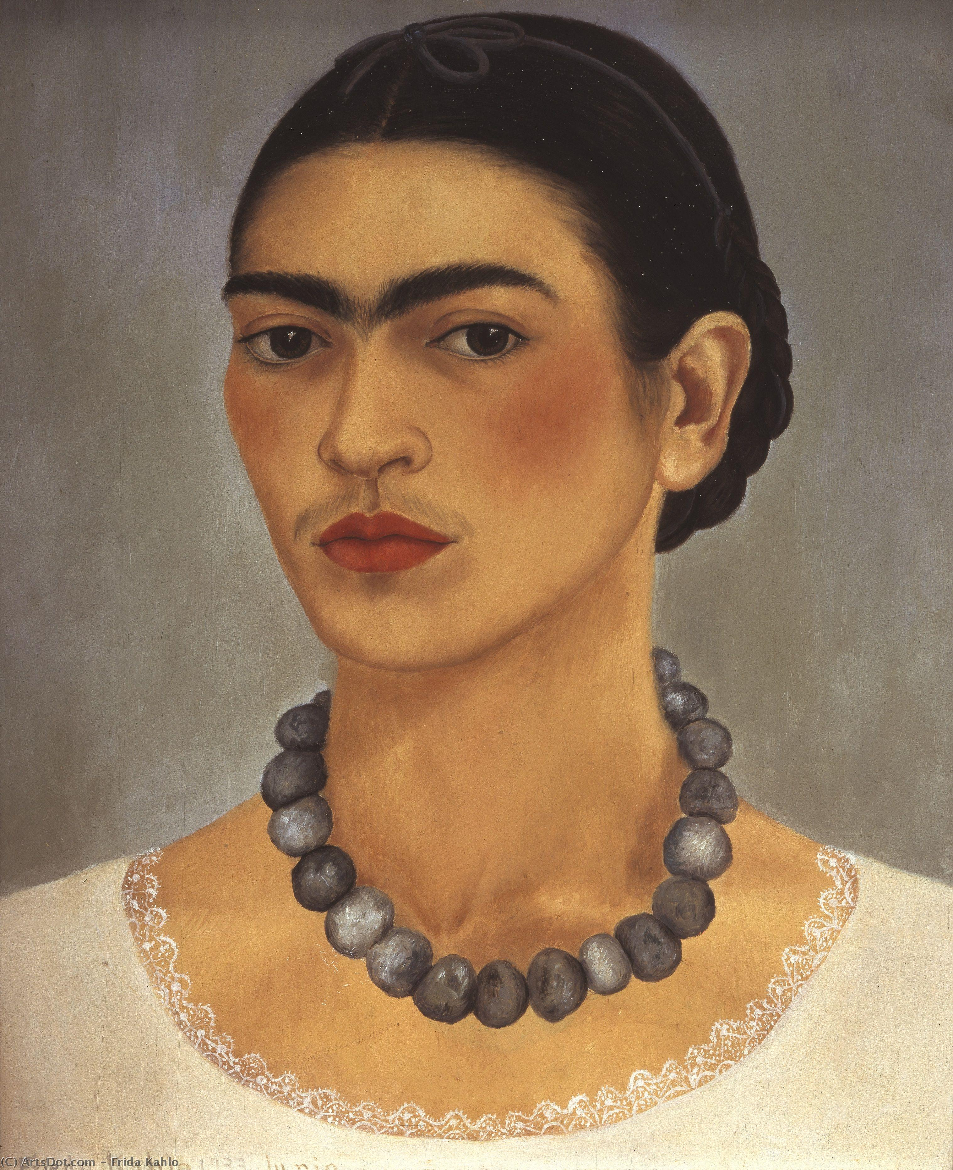 untitled (829) by Frida Kahlo (1907-1954, Mexico)