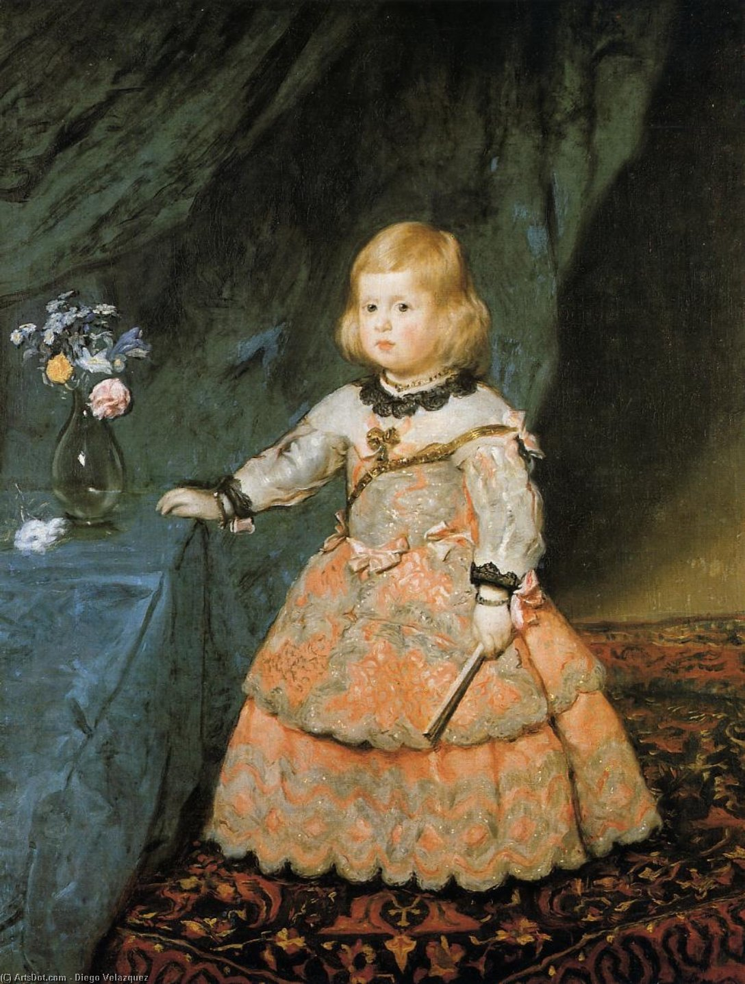the theme behind the story the birthday of the infanta