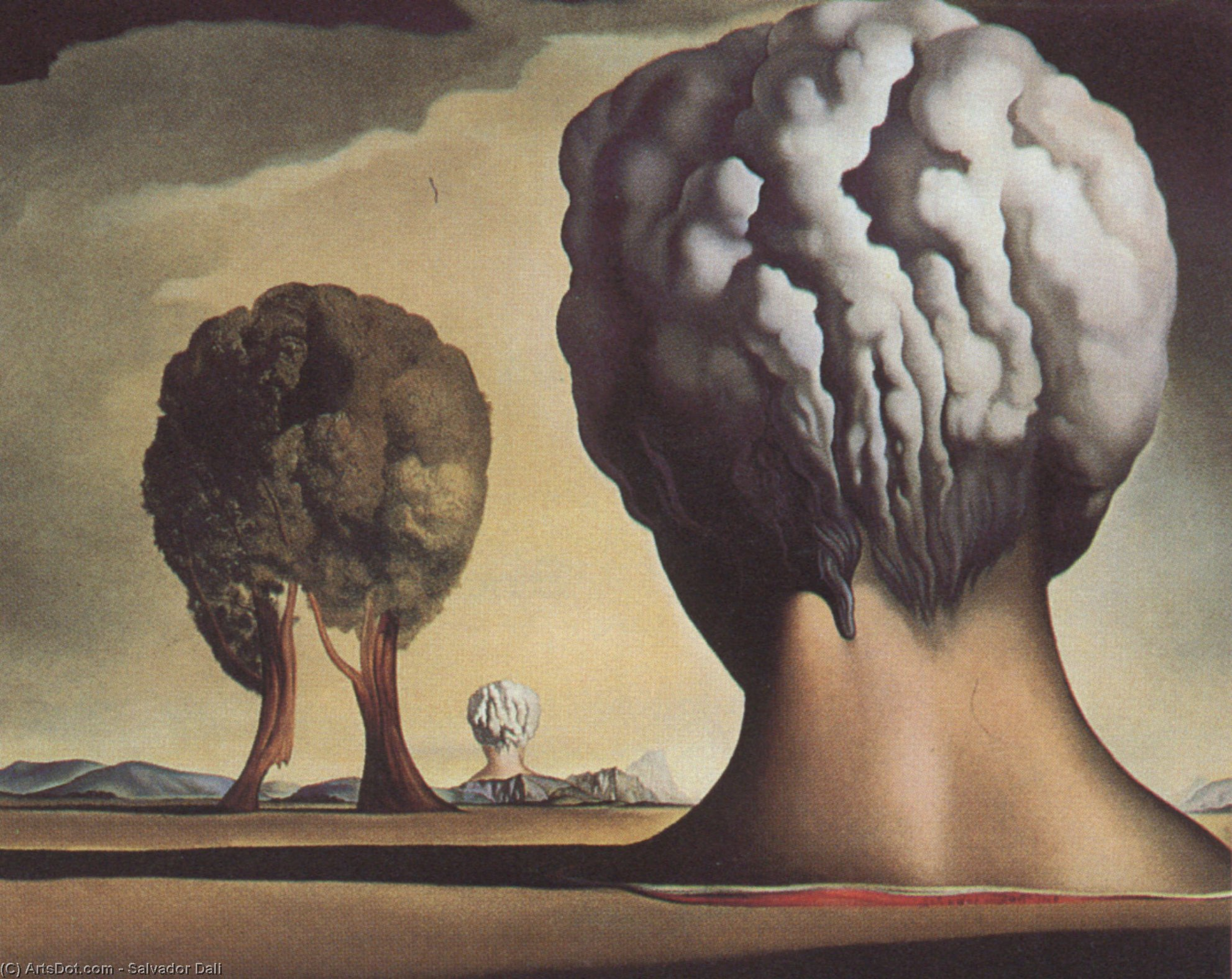 the origins of surrealism essay Essays related to surrealism 1 surrealism surrealism surrealism is a style in which visual imagery, and literature is used, it was dedicated to the imagination as.