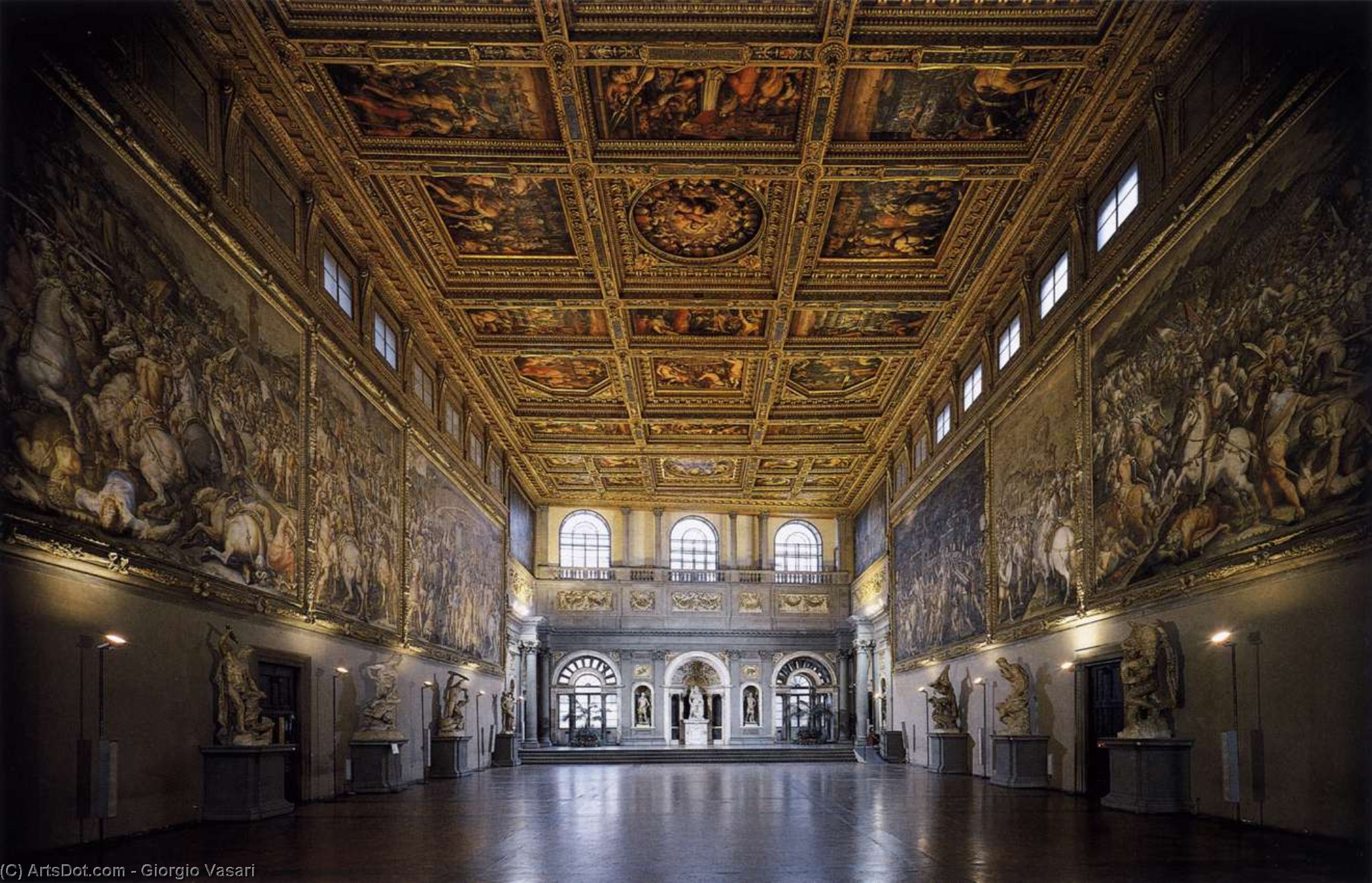 a description of the first academy of art founded in florence by giorgio vasari