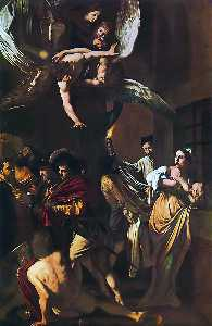 Caravaggio (Michelangelo .. - The Seven Acts Of Mercy