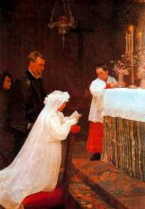 Pablo Picasso - First Communion