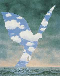 Rene Magritte - The Big Family