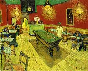 Vincent Van Gogh - The Night Cafe