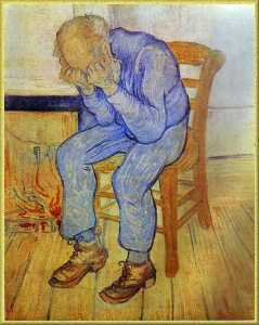 Vincent Van Gogh - Old Man in Sorrow