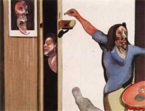 Francis Bacon - three studies of isabel r..