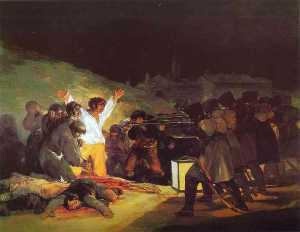 Francisco De Goya - The Third of May, 1808 Th..