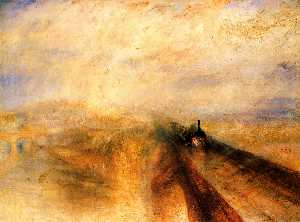 William Turner - Rain Steam and Speed, The..