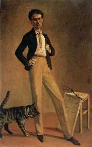 Balthus (Balthasar Klossowski) - The King of the Cats