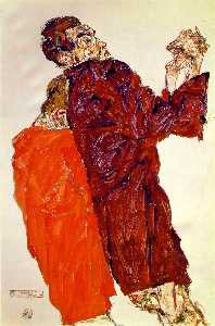 Egon Schiele - the truth unveiled 1913