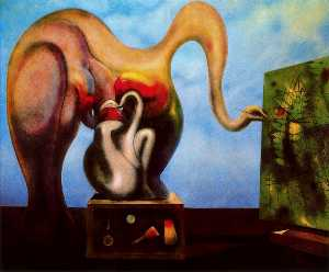 Max Ernst - Surrealism and Painting
