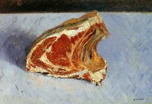 Gustave Caillebotte - Rib of Beef
