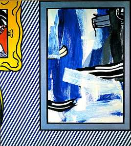Roy Lichtenstein - Paintings