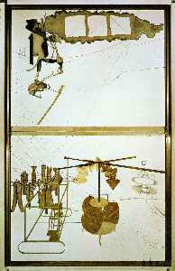 Marcel Duchamp - The Large Glass