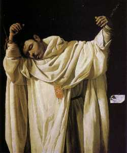 Francisco Zurbaran - Saint Serapion