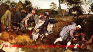 Pieter Bruegel The Elder - The Parable of the Blind ..