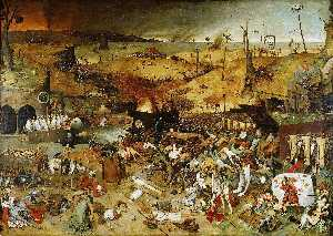 Pieter Bruegel The Elder - The Triumph of Death