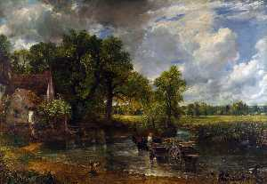 John Constable - The Hay Wain