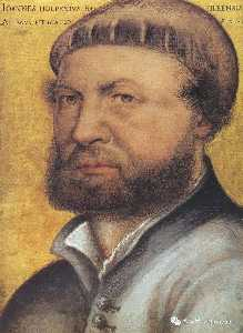 Hans Holbein The Younger - Self Portrait