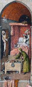 Hieronymus Bosch - Death and the Miser (Part..
