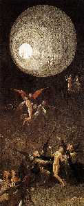 Hieronymus Bosch - Paradise, Ascent of the Blessed