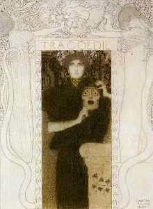 Gustav Klimt - Tragedy