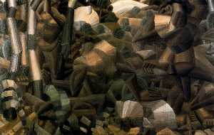 Fernand Leger - Nudes in the Forest