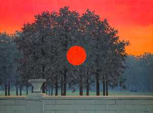 Rene Magritte - The Banquet