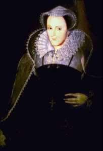 Nicholas Hilliard - Mary Queen of Scots