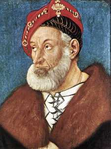 Hans Baldung - Count Christoph I Of Bade..