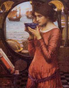 John William Waterhouse - Destiny