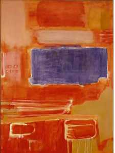 Mark Rothko (Marcus Rothkowitz) - Untitled 4