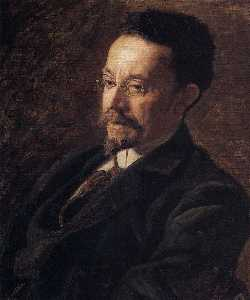 Thomas Eakins - Portrait of Henry Ossawa Tanner