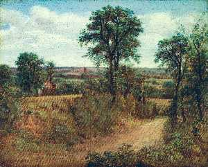 Thomas Gainsborough - Fen Bridge Lane