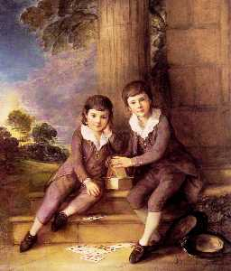 Thomas Gainsborough - John and Henry Trueman Vi..