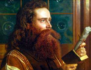 William Holman Hunt - Portrait of Henry Wentwor..