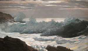 Winslow Homer - Early Morning, After a Storm at Sea