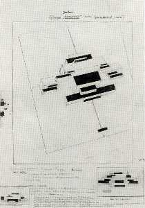 Kazimir Severinovich Malevich - Future Planits Houses for Earth Owellers People
