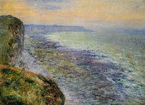 Claude Monet - Seascape near Fecamp