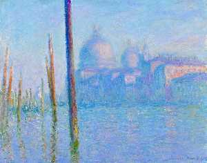 Claude Monet - The Grand Canal, Venice