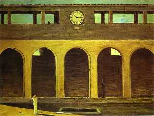Giorgio De Chirico - The Enigma of the Hour