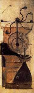 Marcel Duchamp - Coffee mill