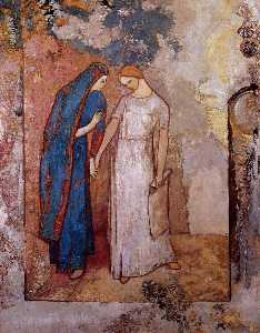 Odilon Redon - Initiation to Study