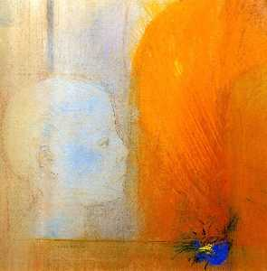 Odilon Redon - The Child