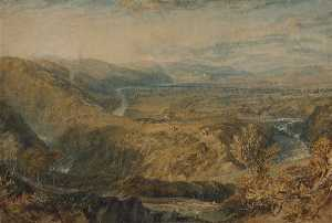 William Turner - Crook of Lune, looking to..