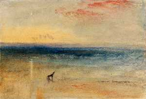 William Turner - Dawn after the wreck